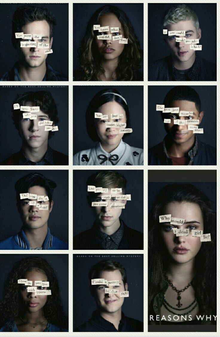 Haven't watched this yet, but hearing mixed reviews. Thirteen Reasons Why - Netflix series, tv show