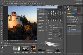 Adobe Photoshop CC est un logiciel de traitement d'image. Cette application permet de créer, de modifier des images. Notez qu'il faut s'inscrire sur le site d'Adobe (ID Adobe) pour pouvoir télécharger Photoshop et bénéficier...
