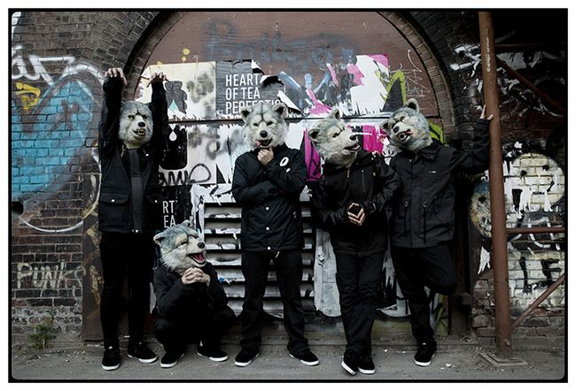 MAN WITH A MISSION 『Tales of Purefly』 | インタビュー