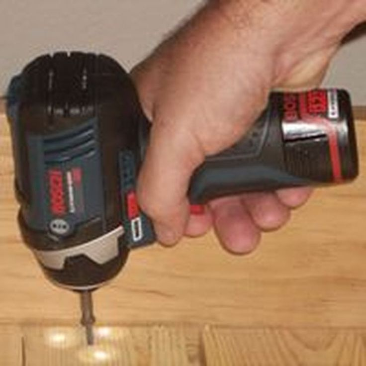 Use a Cordless Impact Driver For Compact Power in Drilling and Driving