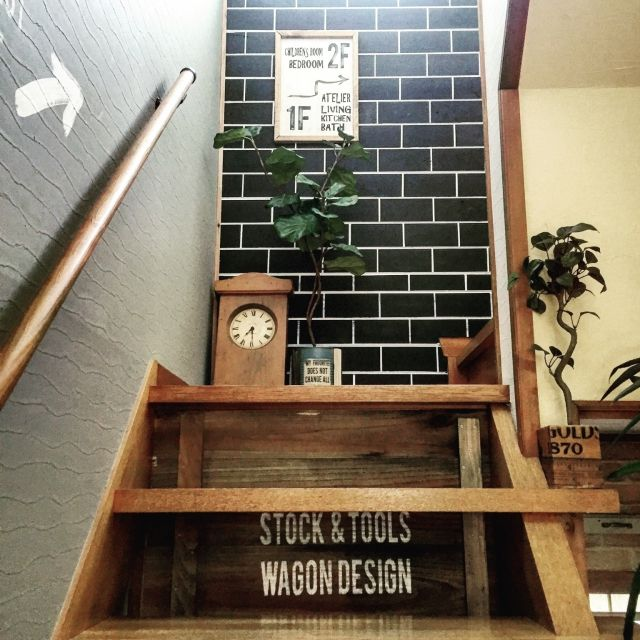 chikoさんの、玄関/入り口,DIY,いなざうるす屋さん,nikoand…,男前インテリア,wagonworks,DIYトークショー,のお部屋写真