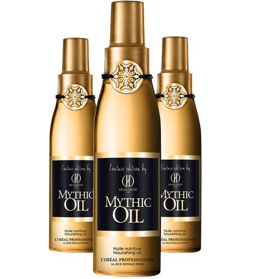 Mythic Oil Couture Edition by Dilek Hanif