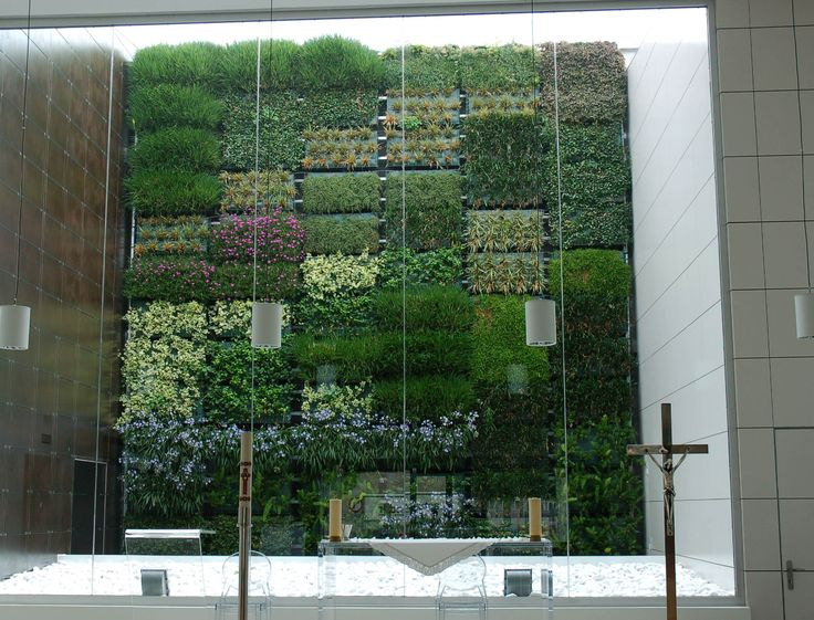 14 best images about green walls paredes vegetales - Jardineria villanueva valencia ...