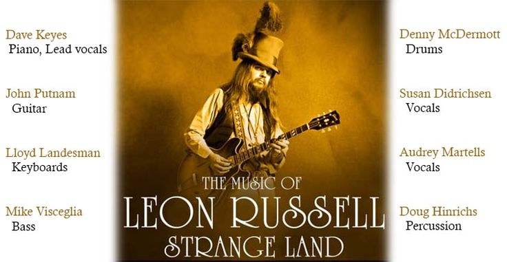 FREE Tickets to see Dave Keyes and Strangeland play the songs of Leon Russell @ BB King's NYC 237 W 42nd St New York NY 10036(212) 997-4144Wednesday May 17th @ 8PMLimit of 4 comps per party.To claim your tickets respond to this e mail by May 17thNew York City native keyboardist singer and songwriter Dave Keyes is a 30 year veteran of the Blues Roots and Americana music scene. He has released five highly acclaimed albums under his own name has been named the Best Unsigned Artist by Keyboard…