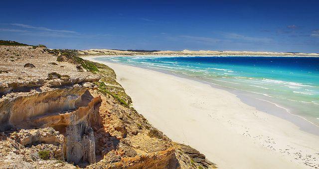 Gunyah Beach, Coffin Bay National Park
