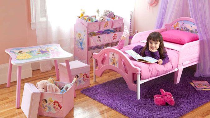 Delta Children's Disney Princess Collection #Disney #princess #furniture #toddler