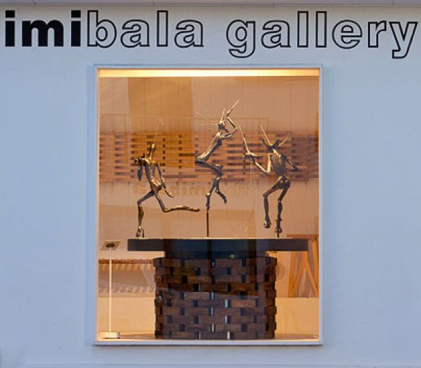 The Create Exhibition was hosted by the Imibala Gallery in Somerset West in October 2013. We put the exhibition together as a joint hometown 'launch' of MBA and JTL sculptures.