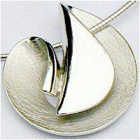 halssieraden goud design | s1. Zilveren halssieraden: ketting met hanger