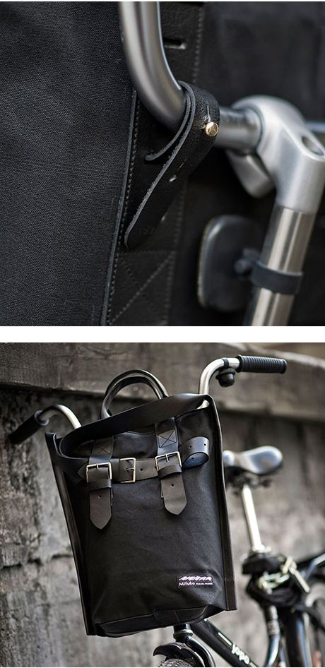 Baiskeli Bike Bag - Mifuko
