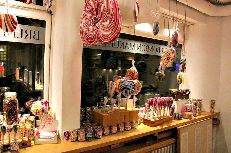 Bonbon-Workshop in der Bremer Bonbon Manufaktur