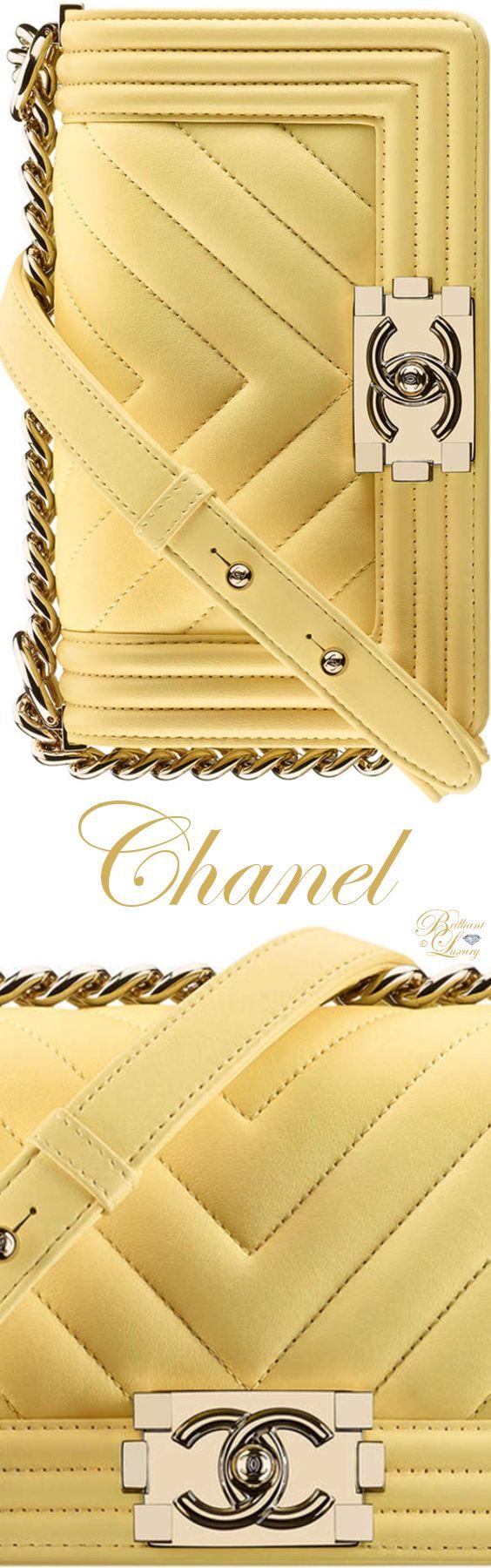Brilliant Luxury by Emmy DE * Small Boy Chanel Flap Bag