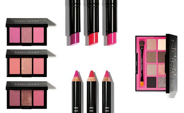 Весенняя коллекция макияжа Bobbi Brown Hot Collection