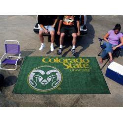 "Colorado State Rams Tailgating Ulti-Mat 60""x96"""