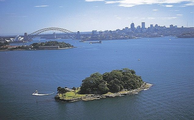 From Botany Bay to Pittwater, Sydney's islands are full of colourful history... and great places to lay a picnic blanket