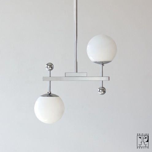 Bauhaus ceiling light #GISSLER #interiordesign