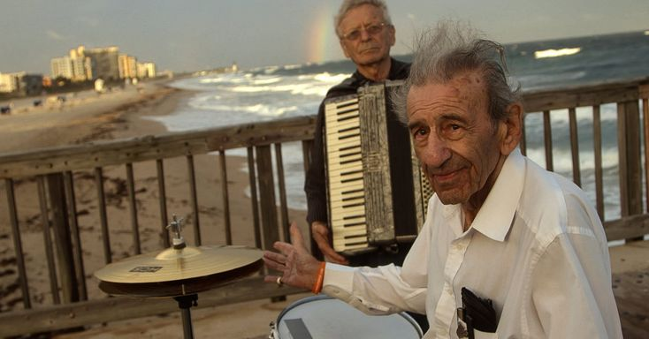 The Holocaust Survivor Band: This short documentary profiles two elderly Holocaust survivors in Florida who recently formed their own klezmer band.