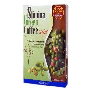 Supplements for weight loss Zielona kawa 30 kaps - green coffee