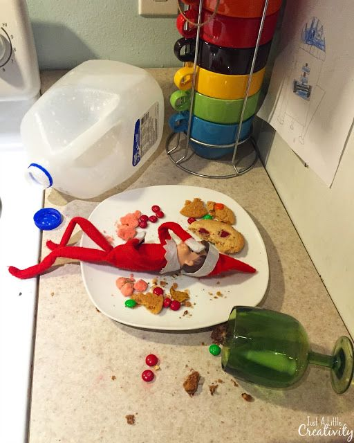 The Best Year Yet for Our Elf on the Shelf *Updated Daily* {Christmas 2015