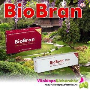 BioBran, a világ vezető immunmodulánsa!