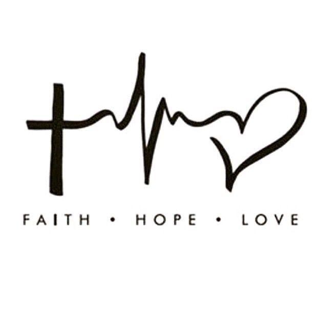Best 25 hope tattoos ideas on pinterest christian for Faith cancer tattoos