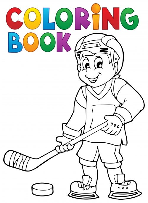 sports activities coloring pages - photo#45