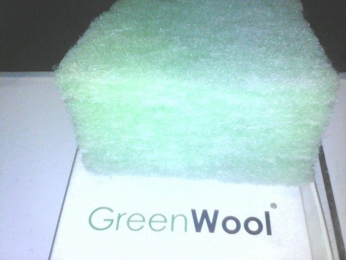 Jual greenwool peredam suara ruangan harga murah