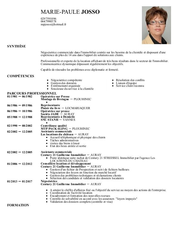 implemented on the job application technician resume sample resume - europass curriculum vitae
