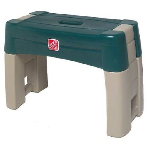 garden or shop stools | Step2 5A0000 Garden Hopper Mobile Garden Stool and Storage  sc 1 st  Pinterest & 26 best Stools images on Pinterest | Shop stools Garden stools ... islam-shia.org