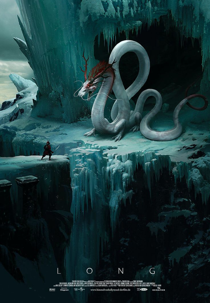 Long – Story concept art by Guodong Zhao