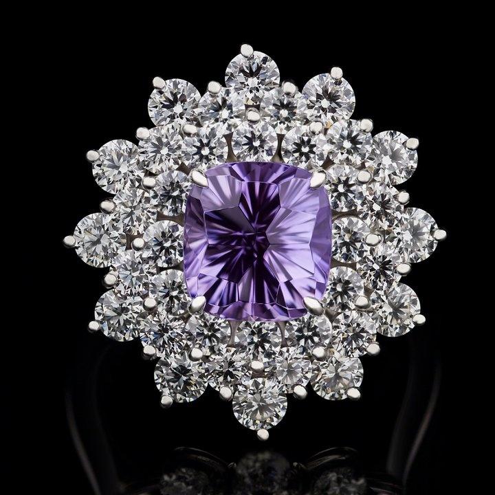 Sapphire...Richard Krementz Gemstones: