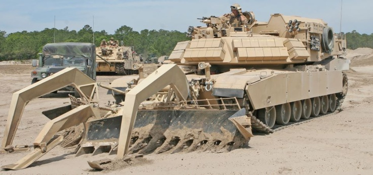 Assault Breacher Vehicles (ABV) changed the way the Marine Corps defends against…