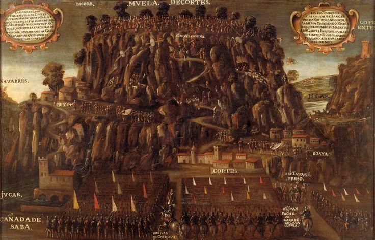 L'expulsion des Morisques de Valence (1609). L'heure fatale à travers les tableaux de la collection Bancaja (1612-1613) - Publications numériques du CÉRÉdI