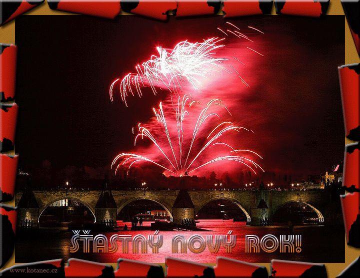024 novoroční přání - nový rok