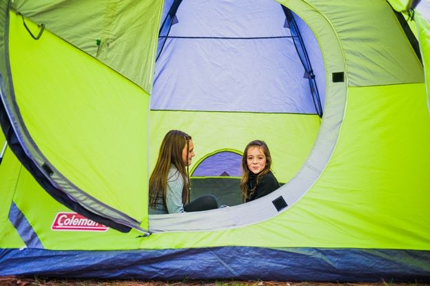 Camping Concierge: Camping doesn't get any easier (or more affordable) than this