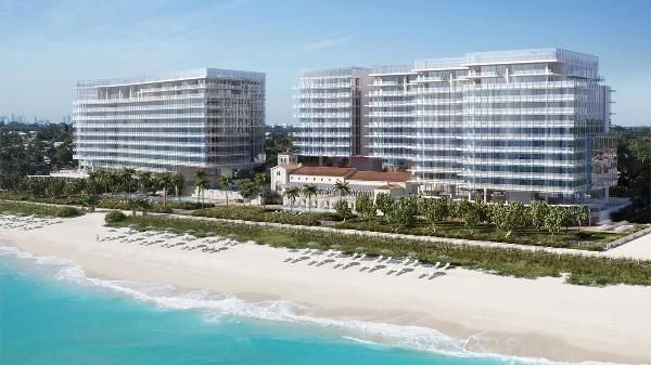 Take a look inside the new hotel in Miami Beach. The Four Seasons Surf Club has 77 hotel rooms and is the perfect for any guest from your surfers to sunbathers. Click to see inside and get the scoop on other new resorts to open this year.