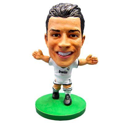 SoccerStarz Real Madrid C.F. Cristiano Ronaldo - Rs. 499 Official#Football #Merchandisefrom#LaLiga