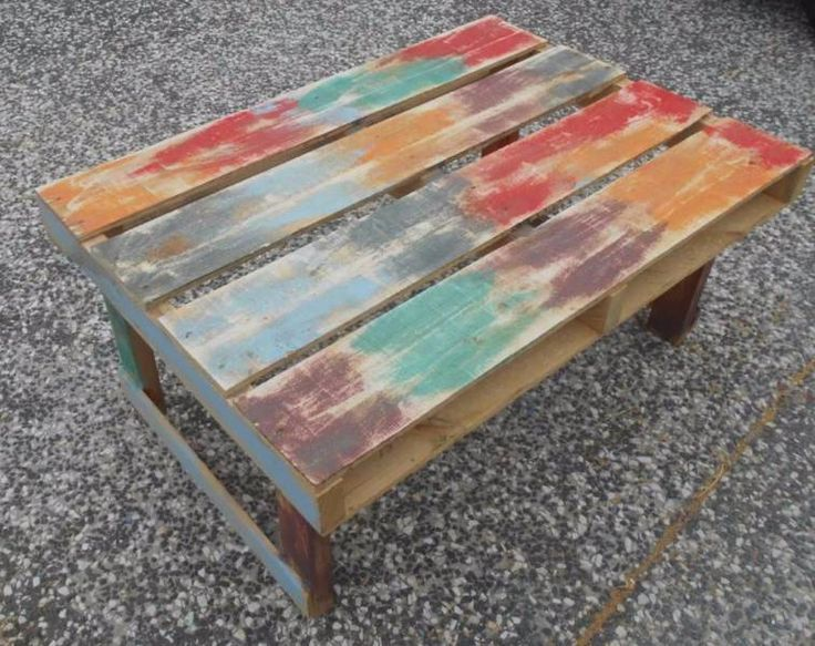 Rustic Pallet Coffee ( Indoors or Outdoors ) | Coffee Tables | Gumtree Australia Noosa Area - Peregian Beach | 1129523807