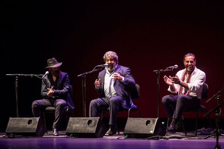 El cante de Camarón revive en el Festival Flamenco On Fire 2017