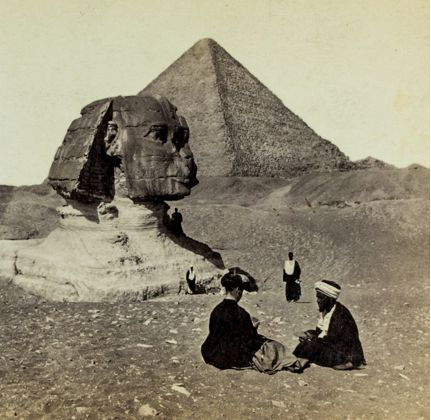 Lady Traveler at Giza