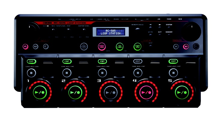 RC-505: Loop Station - Hands-On Looper for Modern Performers. http://www.rolandconnect.com/product.php?p=rc-505