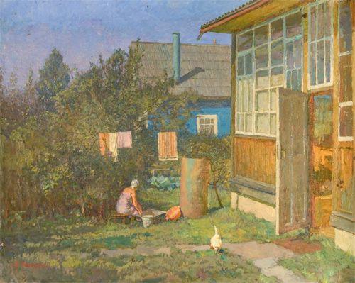 """Alexanderliech Fomkin, """"Summer"""""""
