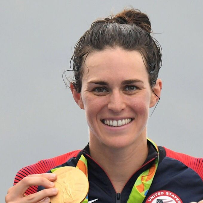 Gwen Jorgensen --Four years ago, I set a goal: to win the Rio Olympics. In 2012, Patrick and  I…