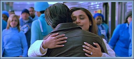 Kabhi Alvida Naa Kehna (Never Say Goodbye) - #SRK and #Rani