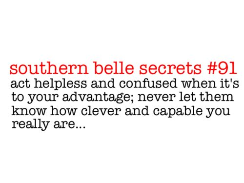 southern belle #91