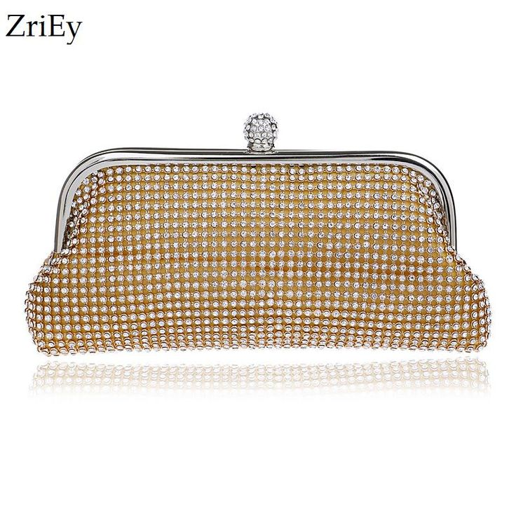 Fashion Pillow Polyester Diamond Evening Bag Banquet Star Solid Hasp Clutch Evening Bags Nightclubs Ms. Small Bags
