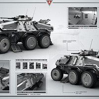 IFV concept art I made for https://play.google.com/store/apps/details?id=mobi.rjg.imperial&hl=ru back in 2015. New revision. Full size: http://orig00.deviantart.net/2bde/f/2017/064/c/2/peacemaker_m2_by_karanak-db1b2ph.png Sketchup\Keyshot\Photoshop Follow me on: Twitter https://twitter.com/KaranaK VK https://vk.com/kars_artwork Deviantart http://karanak.deviantart...