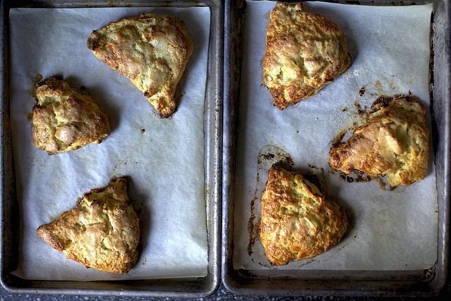 apple and cheddar scones - smitten kitchen: Apple And Cheddar Scones ...