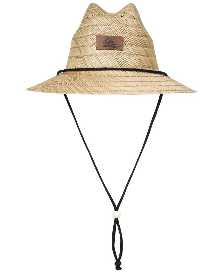 Quiksilver Men's Beach Side Straw Hat