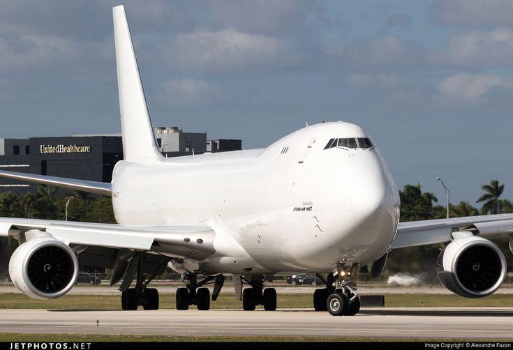 Atlas Air N859GT Boeing 747-87UF