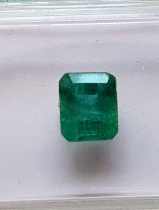Natural #Emerald –  1.26 ct --- at #Catawiki
